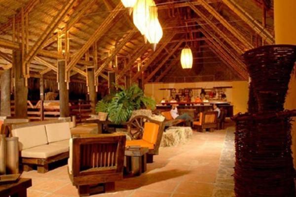 Sala de estar PANACA Fuente: decameron.com